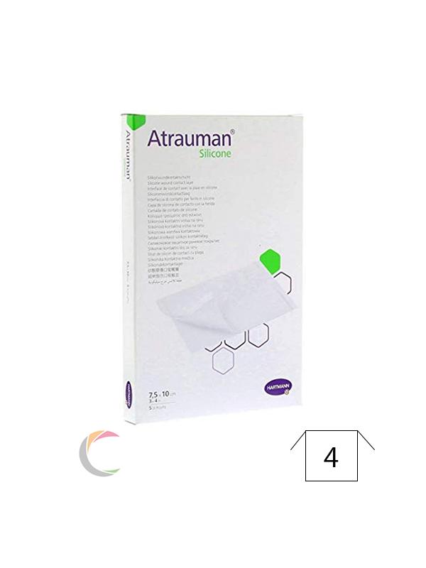 Hartmann Atrauman Silicone - per 10stuks