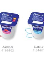 Delical Delical Yoghurt vanille - pak van 4stuks