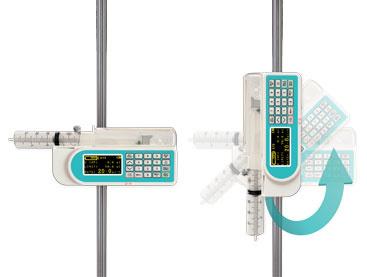 Canafusion Spuitaandrijver / pijnpomp  CA-700 met oplaadbare batterij