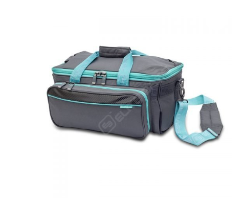 """Elite Bags Verpleegtas """"General"""" - grijs/groen"""