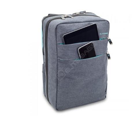 """Elite Bags Verpleegtas """"City's"""" - rugzak - grijs"""