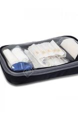 """Elite Bags Sac léger sanitaire """"TOTE'S"""" - gris en cuir"""