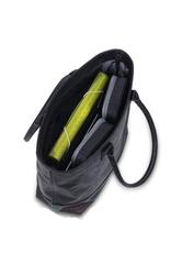 """Elite Bags Verpleegtas """"TOTE'S"""" - zwart leder"""