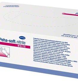 Hartmann Peha-soft® nitrile white poedervrij - box van 200st