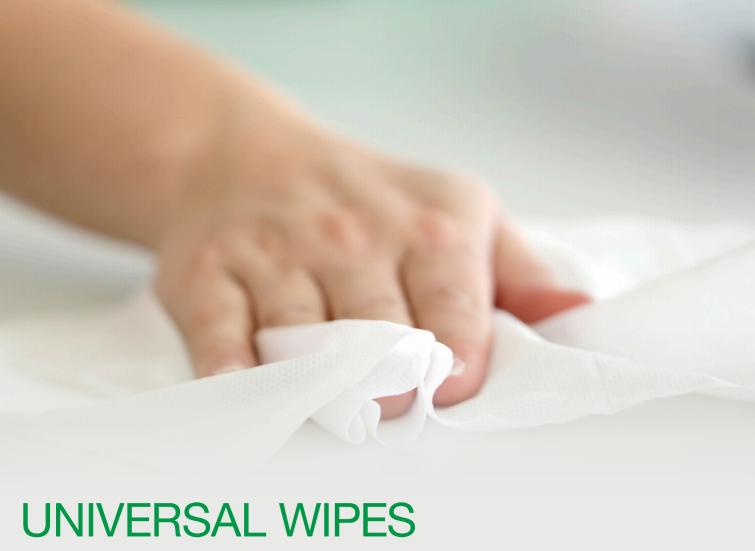 Clinell Clinell universal wipes - per pak van 100st