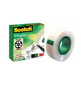 Plakband - Scotch magic tape - 19mm x 33m