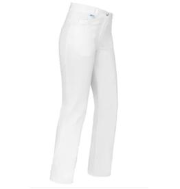 De Berkel Pantalon TSIjTSKE blanc