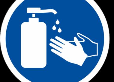 Désinfectants pour les mains