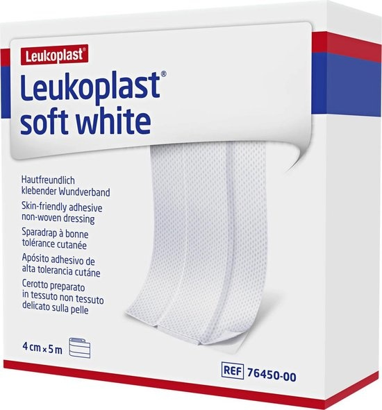Leukoplast Leukoplast - Soft white - 6cm x 5m