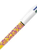 Bic stylo bille 4 Colours Velours
