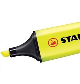 Fluo surligneur - Stabilo Boss - Jaune