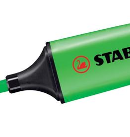 Fluo marker - Stabilo Boss - Groen