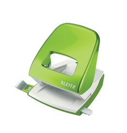 Leitz WOW perforator - groen - 30 blad