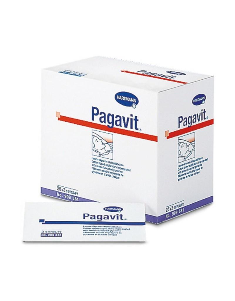 Hartmann Pagavit - lemoen glycerine staafjes - per 3stuks