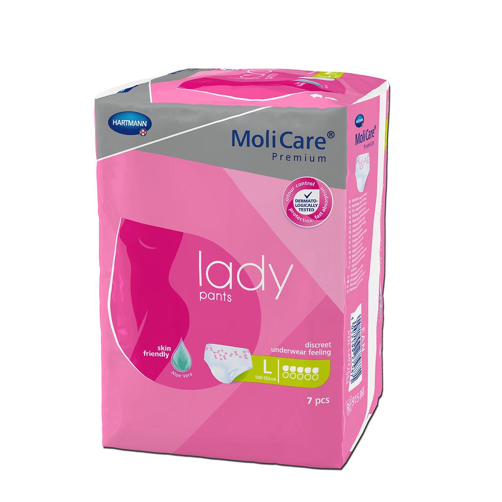 Hartmann Molicare Premium Lady Pants - 5 drops