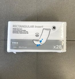 Lille Healthcare Couches droites - Care Pad mini 36 x 11cm