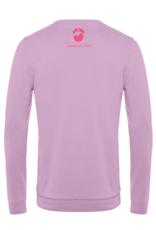 Cumerco Sweater NURSELIFE.ROCKS pastel lila