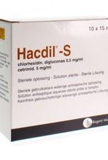 Mölnlycke Hacdil-S - doos van 10 x 15ml