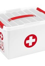 Sunware EHBO box 22Liter met inzet
