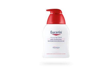 Eucerin Huile lavante pour les mains (avec pompe) 250ml