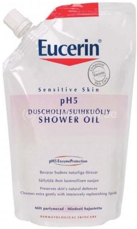 Eucerin Douche-olie (navulling) 400ml