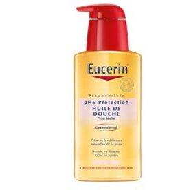 Eucerin Eucerin douche-olie met pomp (400ml)