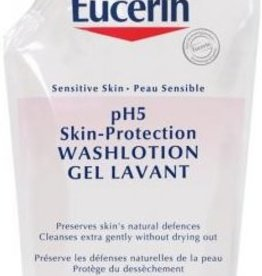 Eucerin Lotion lavante (recharge) 400ml