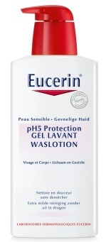 Eucerin Lotion lavante (avec pompe) 400ml