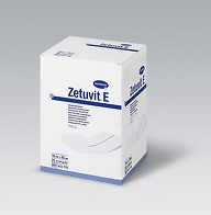 Hartmann Zetuvit® E (steriel) kompres - per box van 25
