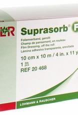Lohmann & Rauscher Suprasorb F (niet-steriel) - per rol 10 x 10 cm