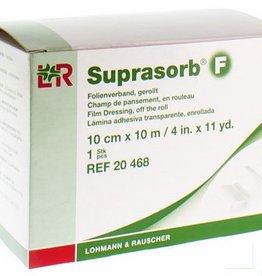Lohmann & Rauscher Suprasorb® F pansement film non stérile, sur rouleau 10 x 10 cm