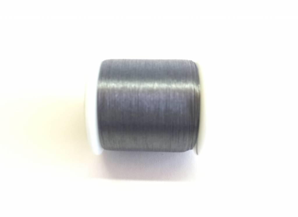 Perlenfaden KO, Farbe dark grey