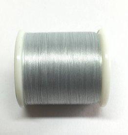 Perlenfaden KO / Miyuki, Farbe silvergrey