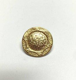 """Metallknopf """"Roma"""", goldfarben"""