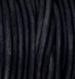 Lederkordel rund Ø 1,5 mm, natural pacific