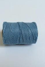 gewachstes Leinengarn 4 ply, Farbe 03 robin egg blue