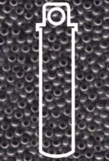 Metallperlen 8/0 - Heavy Metal Seed Beads - zinc antique