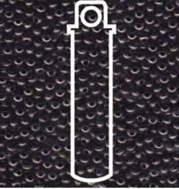 Metallperlen 8/0 - Heavy Metal Seed Beads - gunmetal