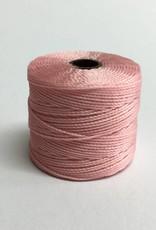 BeadSmith Super-Lon Nylongarn Standard TEX 210, Farbe 59 light pink