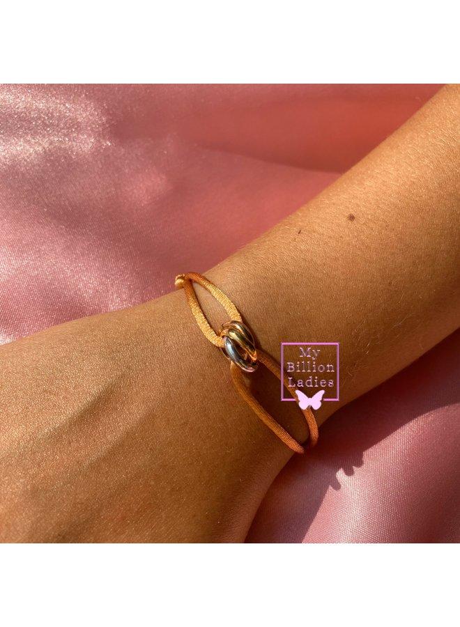 Limited thin bracelet