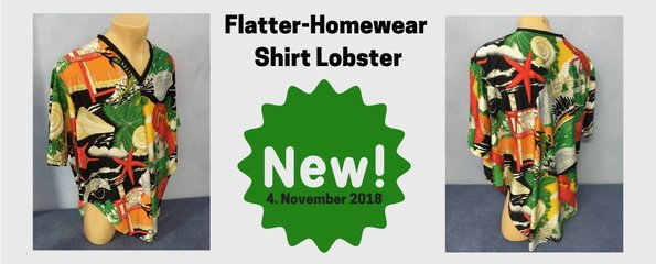 Flattershirt Lobster