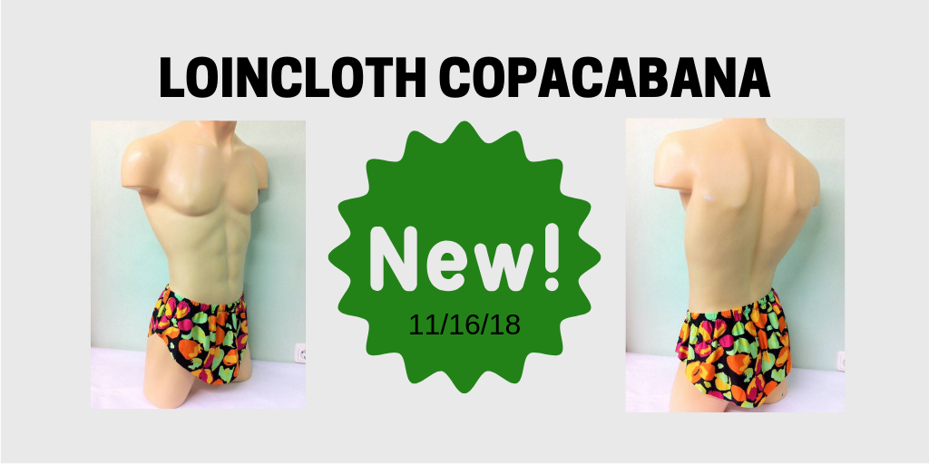 Loincloth Copacabana, Mini