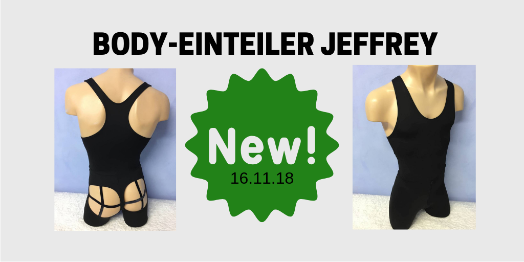 Body-Einteiler Jeffrey