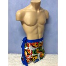 Mini Sarong / Mini Wrap-Around-Skirt Butterflies