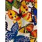 Mini Sarong / Mini Wrap-Around-Skirt Butterflies