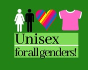Unisex - for all genders!