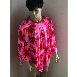 daviswear Poncho Pink Dream