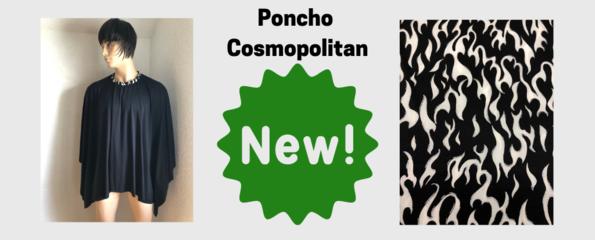 Poncho Cosmopolitan