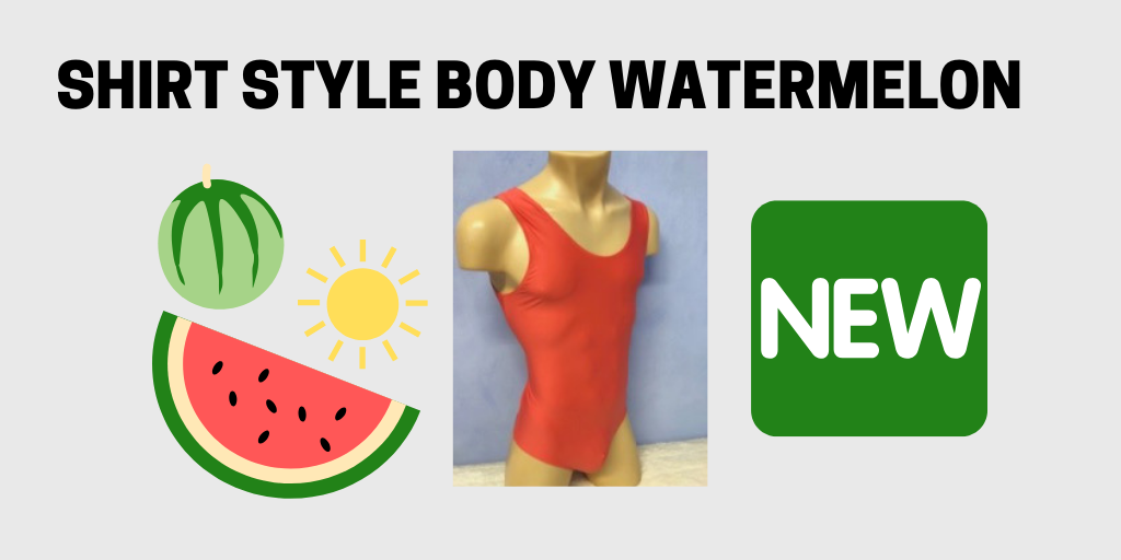 Shirt Style Body Watermelon