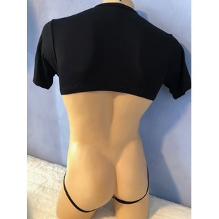 daviswear Male-Bodysuit Jockey-Strap Style